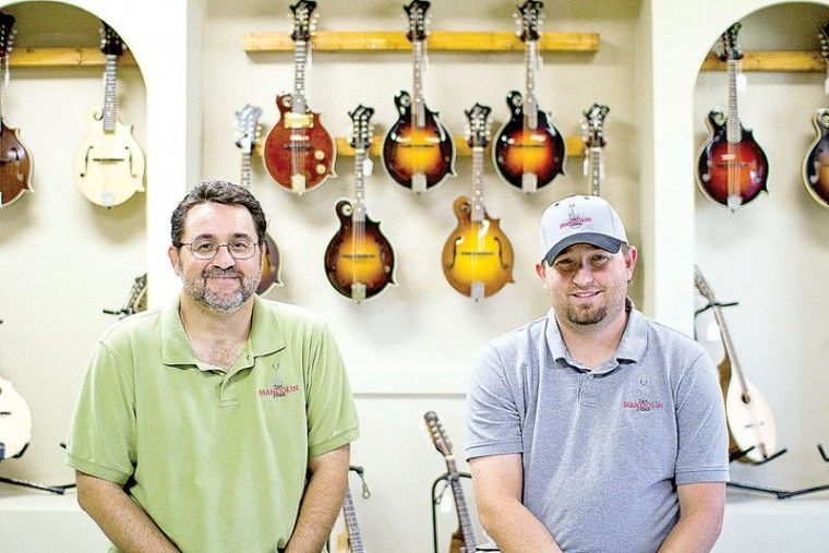 The Mandolin Store