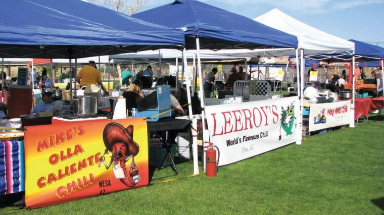 Chili Cookoff in Ahwatukee