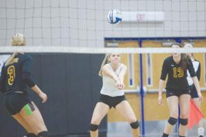 Volleyball: MP vs Mesquite