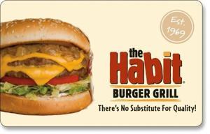 Habit Burger Grill