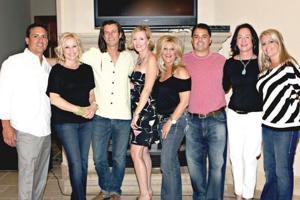 Foothills Living Magazine community casino night charity event