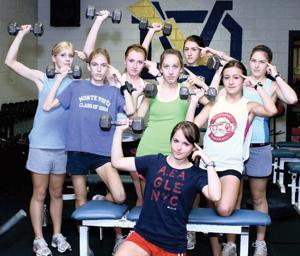 Cross Country: DV girls: Consistent contenders