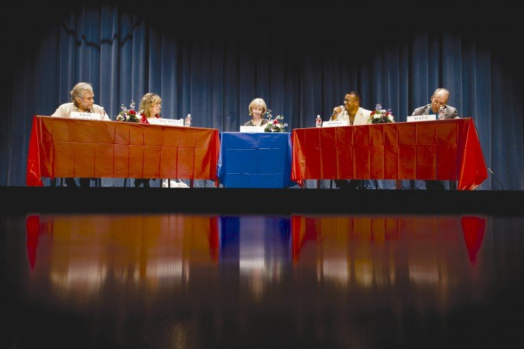 TUHSD Candidate Forum