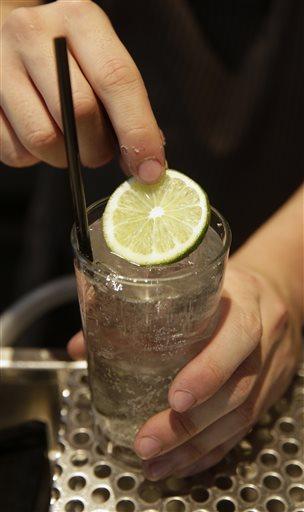 Bartender Limes