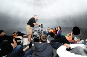 Night sky visits Akimel A-al Middle School
