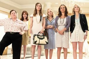 'Bridesmaids' is charming