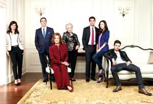 Political Animals - Season 2012