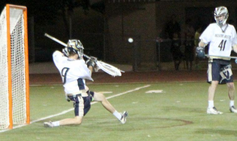 Lacrosse: Desert Vista vs Brophy