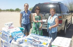 Horizon Honors 'horse lover' gives back