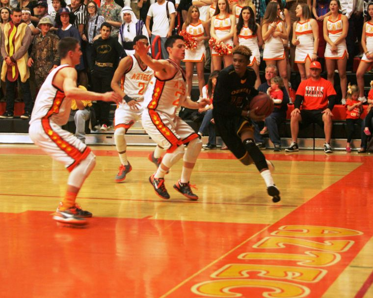 Boys basketball: MP vs. Corona del Sol