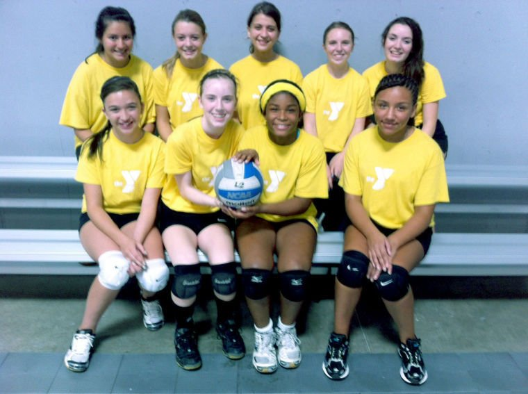 Local volleyball squad wins title