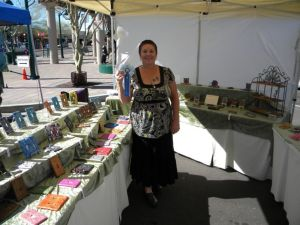 Wyndsong Designs at MACFest in Mesa
