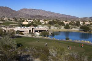 <p>Club West Golf Club on Wednesday, Dec. 30, 2015.</p>