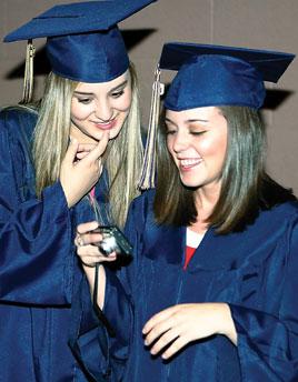 2007 Desert Vista High School list of graduates