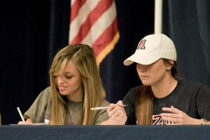 17 DV athletes sign LOIs Wednesday