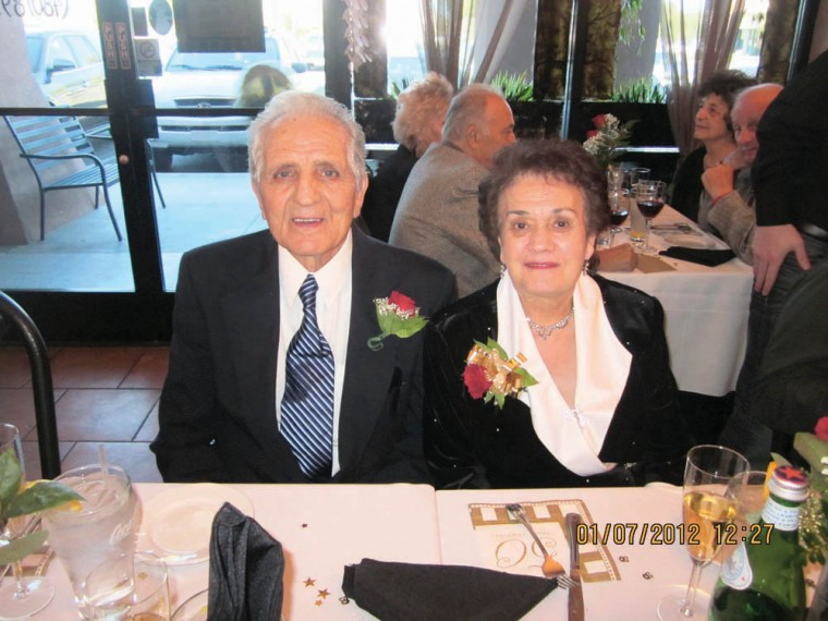 AnnaMaria and Paolo Valenti