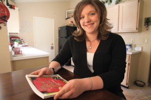 AF resident writes cookbook for newlyweds