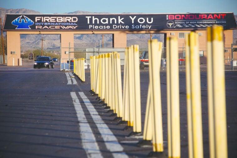 Firebird International Raceway, Chandler