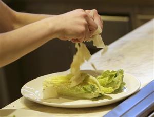 Chefs In Gloves