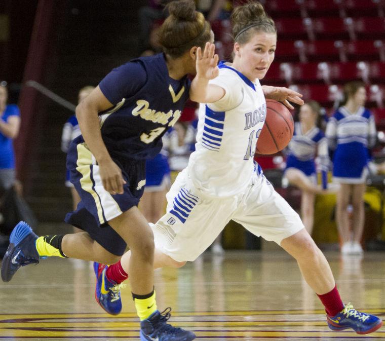 Basketball: DV vs Dobson