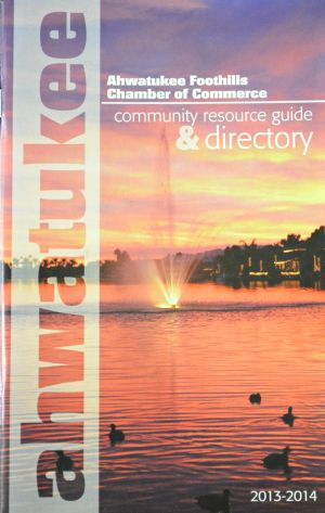 2013 Ahwatukee Foothills Community Resource Guide and Directory