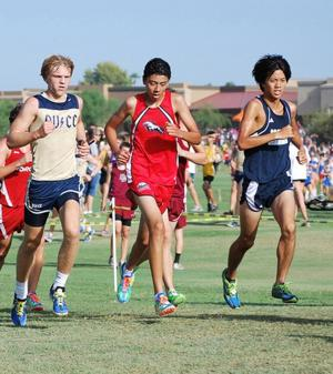 DV cross country