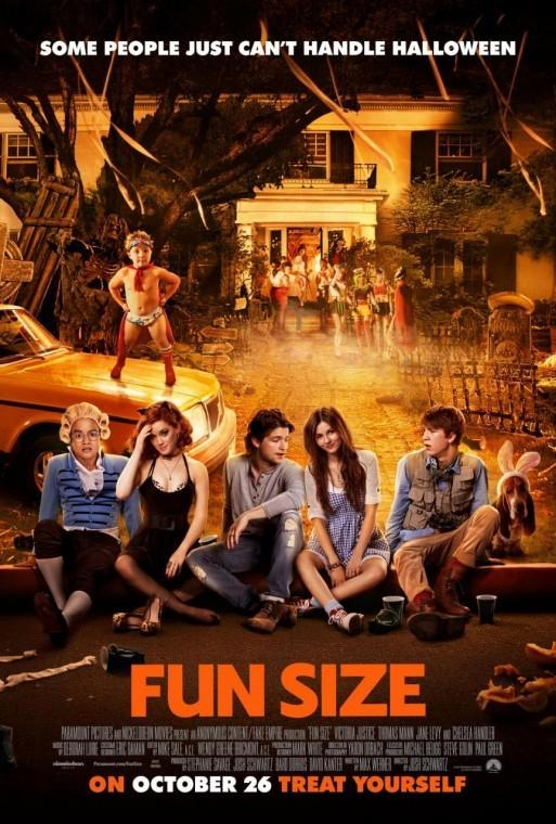 'Fun Size,' starring Victoria Justice