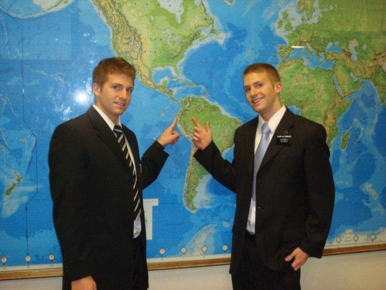 Matt and Scott Katzenbach