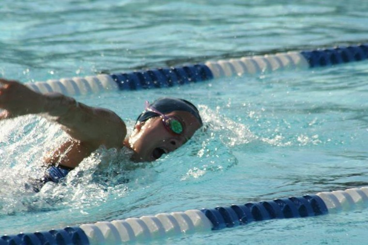 Desert Vista swim