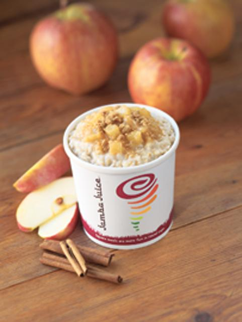 Jamba Juice offers fast, healthy line of food