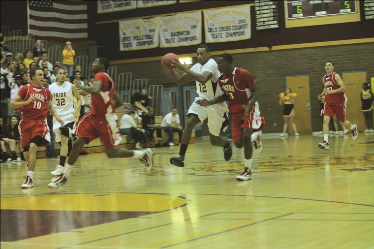 State Tournament: Pride boys bully past Tucson for opening-round win