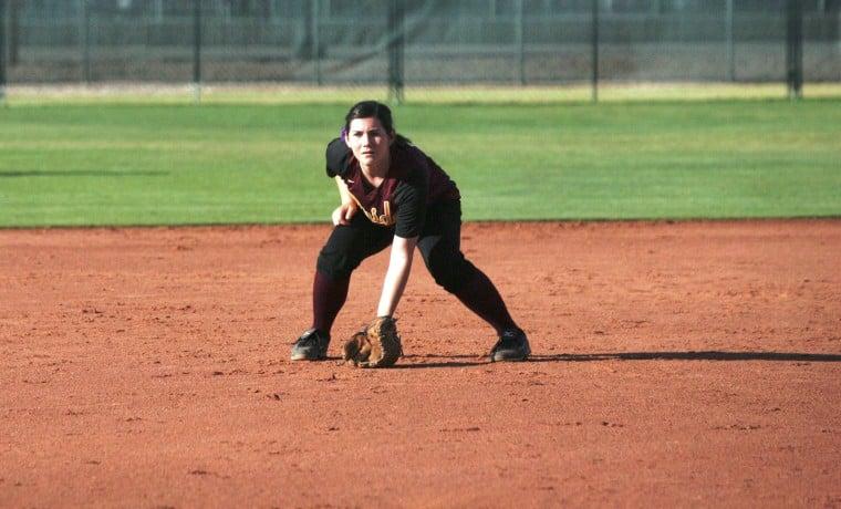 Mountain Pointe softball
