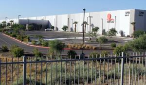 Apple facility
