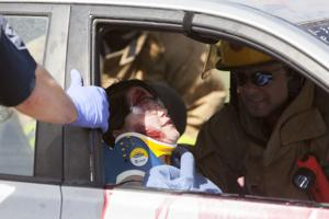 DUI Mock Crash