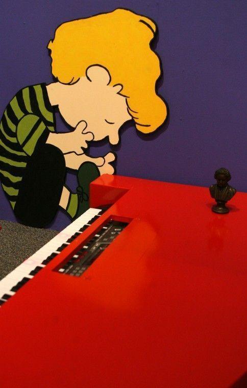 Peanuts at Bat: The Life & Art of Charles Schulz