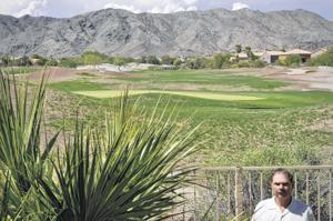 Save Club West founder Jim Lindstrom has developed a proposal in which homeowners would buy the community's beleagured golf course.