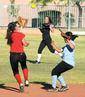 Horizon softball
