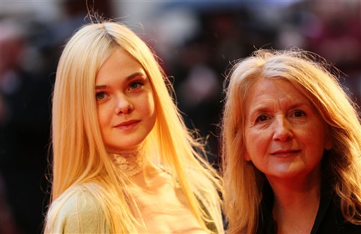 Elle Fanning, Sally Potter