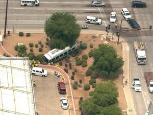 Valley Metro accident in Chandler