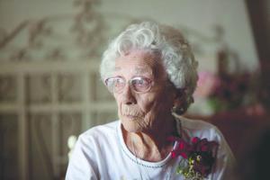 Mary Mitchell's 102nd Birthday