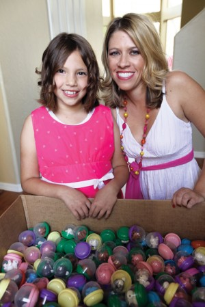 AF resident launches online squishy business