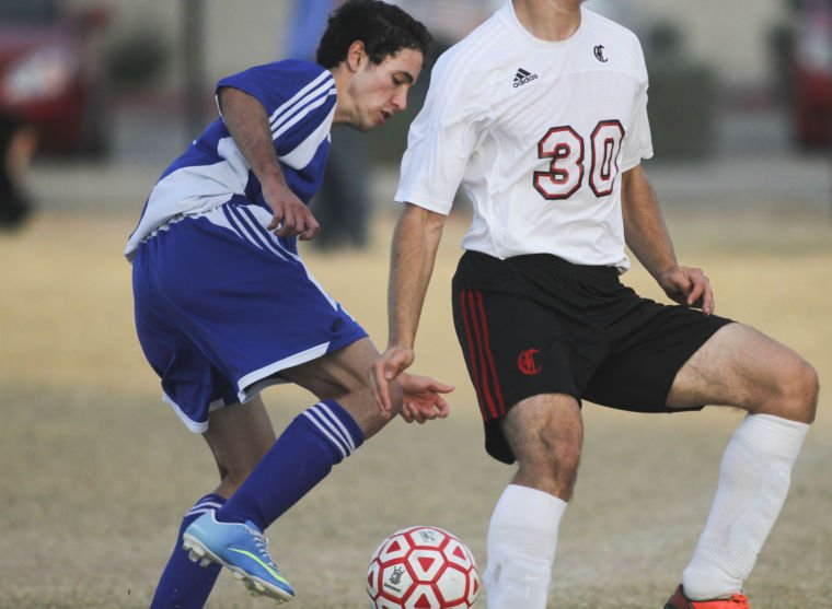 Soccer: Horizon Honors vs Chandler Prep