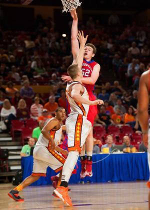 Corona Vs Mountain View Boys Basketball