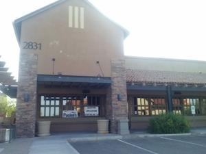 Pacino's restaurant in Mesa