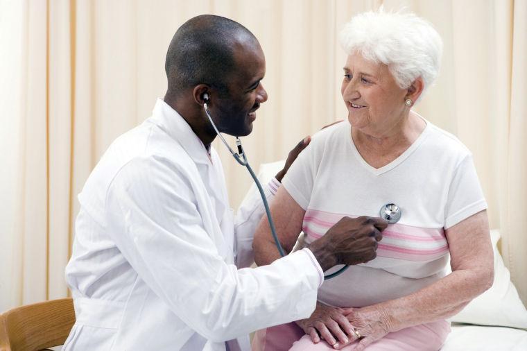 Doctor checkup