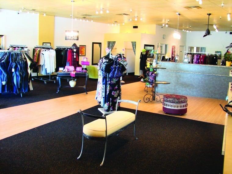 Inside Ivy Boutique
