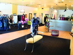 Inside Ivy Boutique