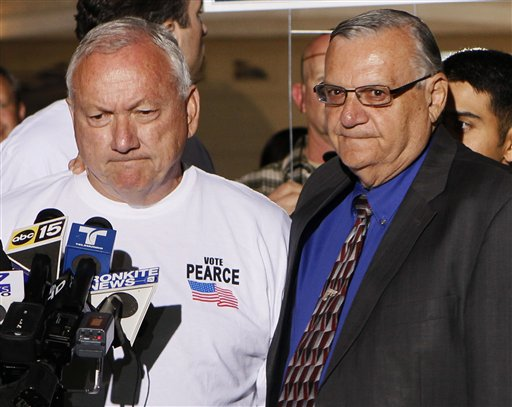Russell Pearce, Joe Arpiao