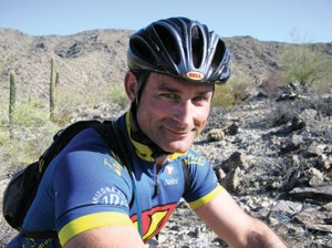 Local real estate agent rides bike for good cause