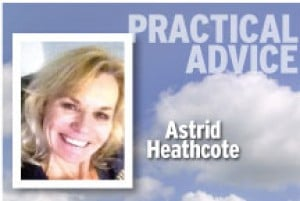 Practical Advice Astrid Heathcote